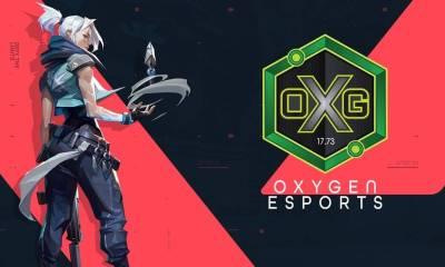 oxygen esports sampiyon