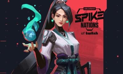 Valorant Spike Ulusal Twitch Turnuvası