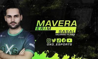 Mavera Oxygen Esports ile Yollarını Ayırdığını Açıkladı