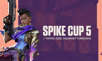 spike cup 5