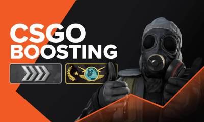 CSGO Boosting Valve