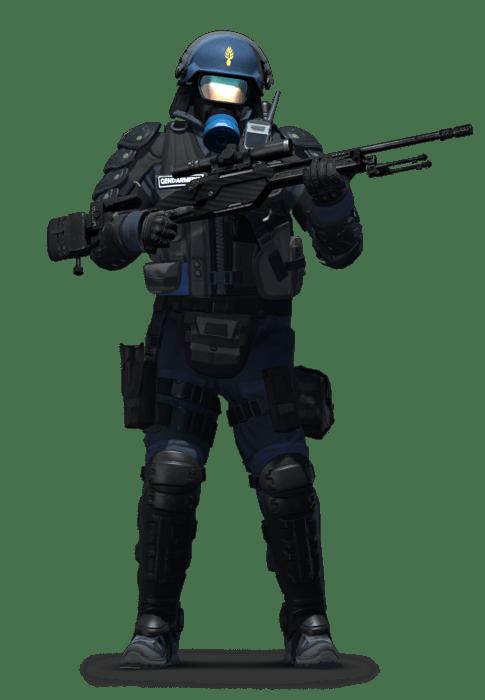 gendarm b