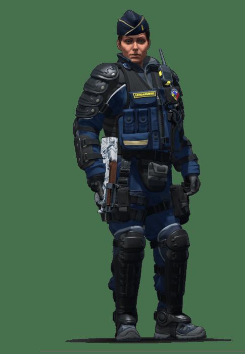 gendarm c