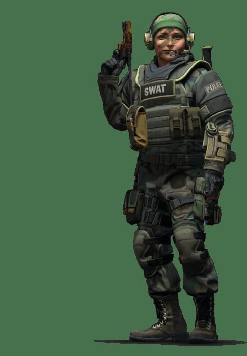 swat k