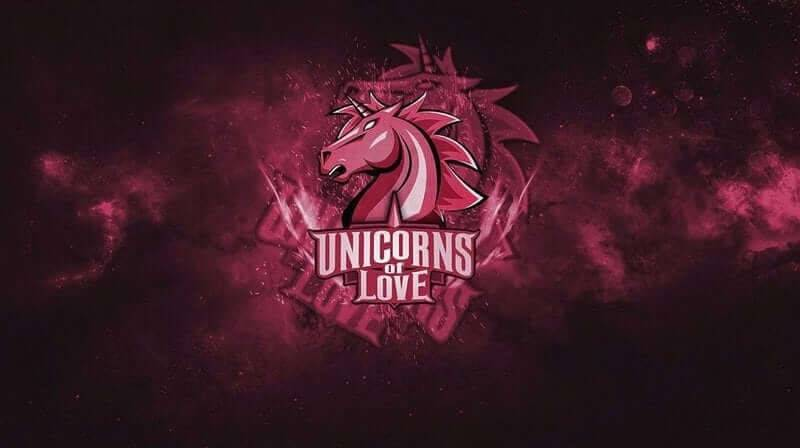 unicorns of love lol team