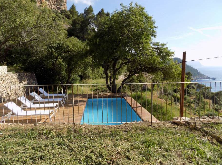 ¿Casa sin piscina o permiso para construirla? ¡No importa!