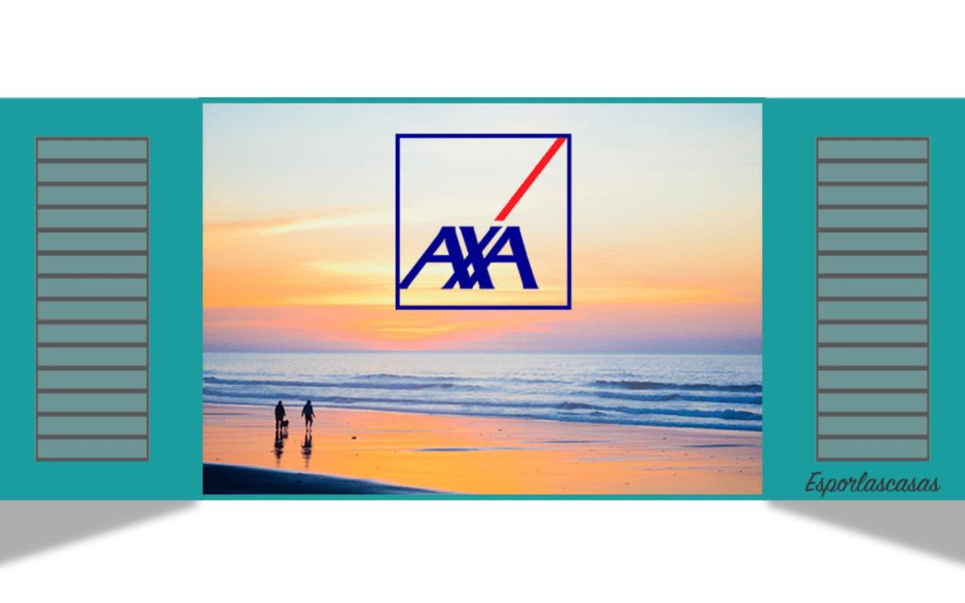 Es muy seguro que esta nueva alianza con AXA ayudará mucho a nuestros clientes, seguro seguro….