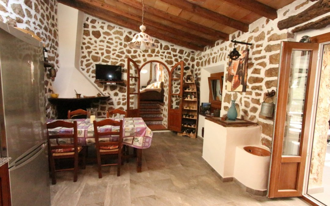 Protegido: Maravillosa casa rústica en Soller