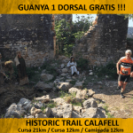 historic trail calafell