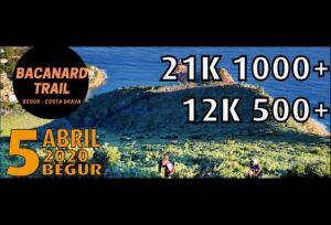 Bacanard Trail Begur 2020 @ Begur