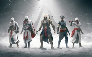 Assassin_UNITY_Characters