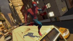 The Amazing Spider-Man 2 - Runing in city - 1920 x 1080