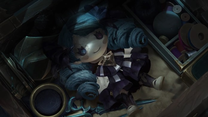 League Of Legends' Newest Champion Gwen, The Hallowed Seamstress,