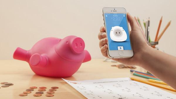 Worlds smartest Piggy Bank