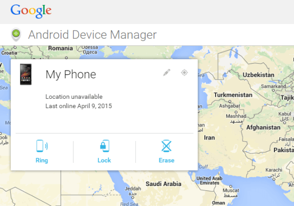 android-device-manager