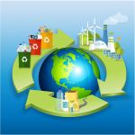 La Regione, il principio dell'economia circolare e l'impronta ecologica