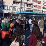 """Protesta No-Vax a Pescara. """"Liberiamo L'Italia""""«Non era una nostra iniziativa e non c'erano nostri iscritti»"""