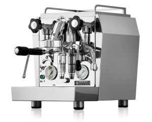 High resolution image of the Rocket Espresso Giotto Plus Pid on white background