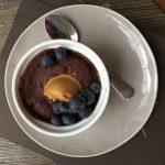 Healthy Chocolate Mug Cake For One Espresso And Cream