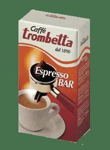 cialde caffe trombetta espresso bar