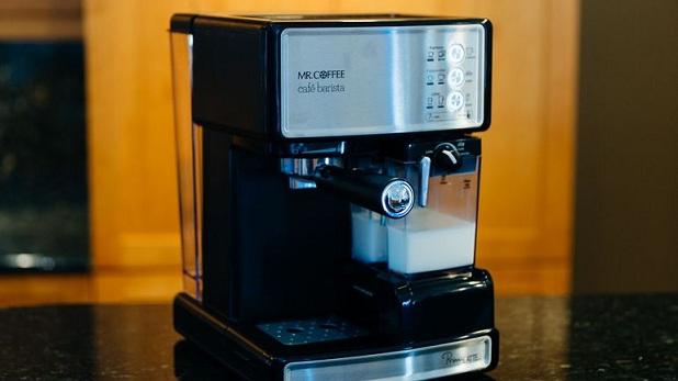 Mr coffee cafe barista