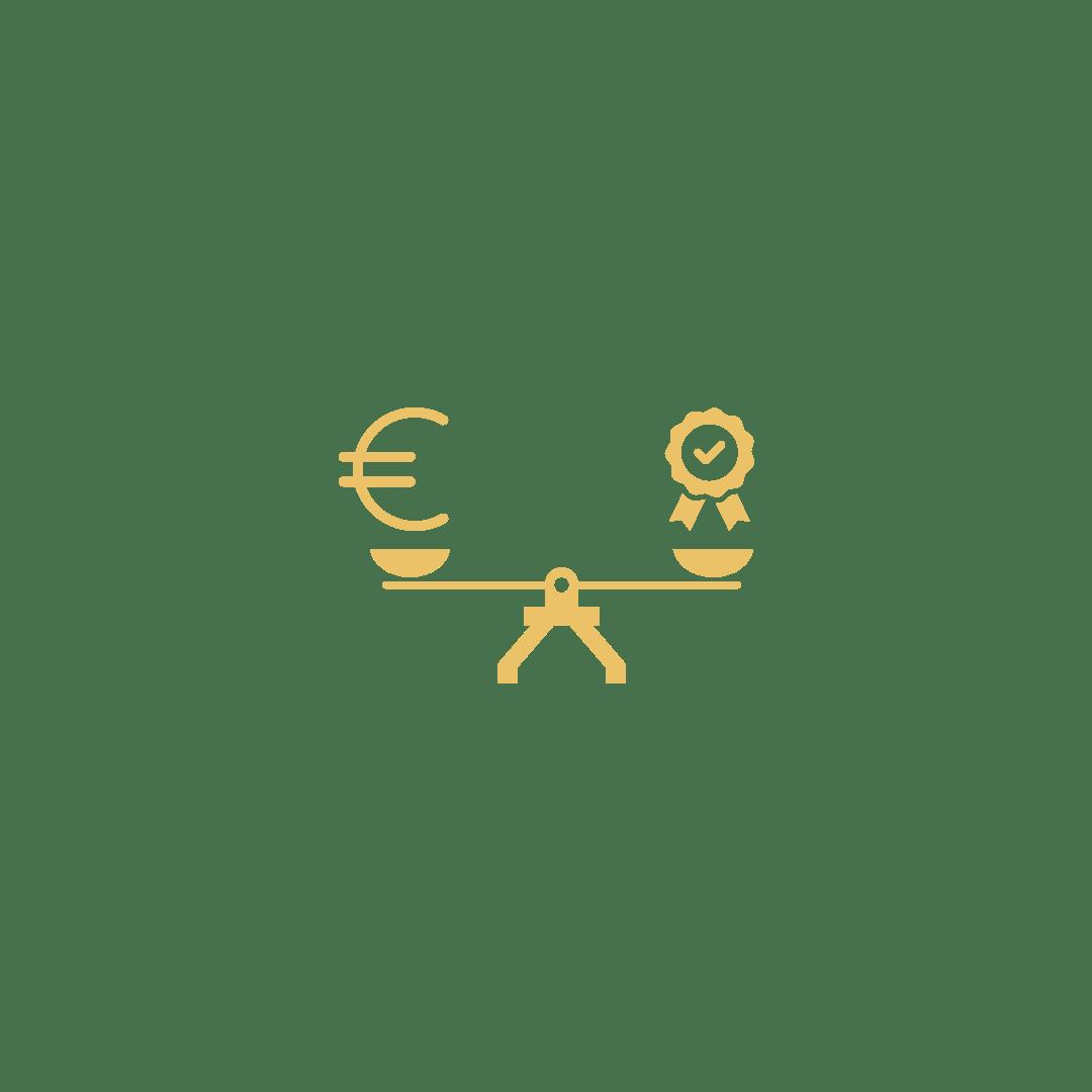 Espresso, un rapport qualité/prix