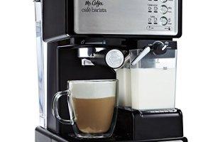Mr Coffee BVMC ECMP1000 Espresso Maker Review