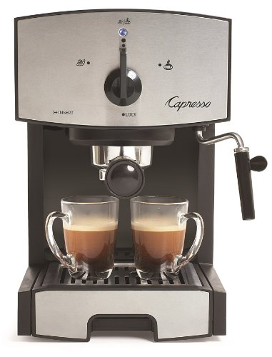 best cappuccino maker: Capresso EC50 Review