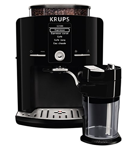 Best latte machine: KRUPS EA8298 Super Automatic Latte Espresso