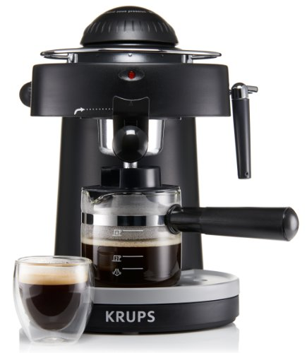 best cappuccino maker: KRUPS XP1000 Review