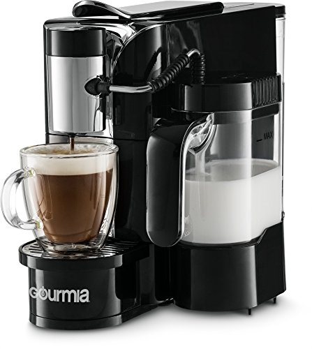 Best latte machine: Gourmia GCM5500 - 1 Touch Espresso Machine