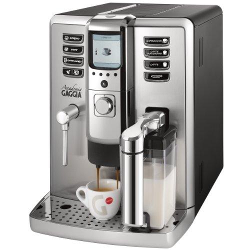 GAGGIA ACCADEMIA 1003380 ESPRESSO MACHINE REVIEW