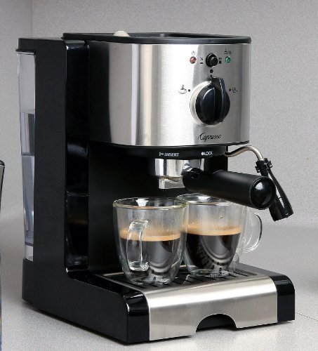 best cappuccino maker: Capresso EC100 Reviews