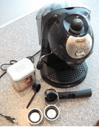 DeLonghi BAR32 Review