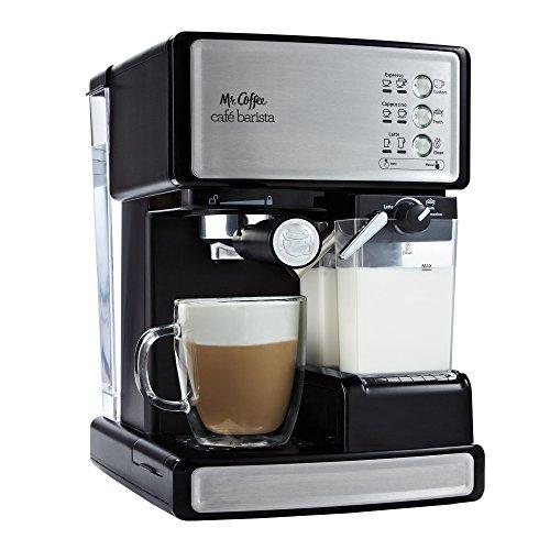 comparison between mr coffee ecmp1000 vs nespresso citiz c111 espresso maker