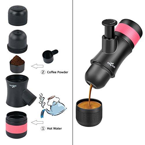 Litchi Portable Espresso Machine 80ML Review