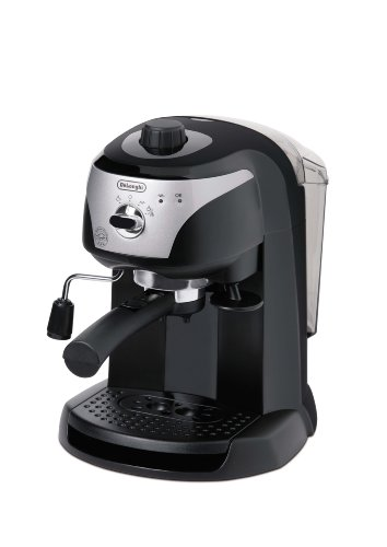 DeLonghi EC220b 15-Bar Pump Driven Espresso Maker Review