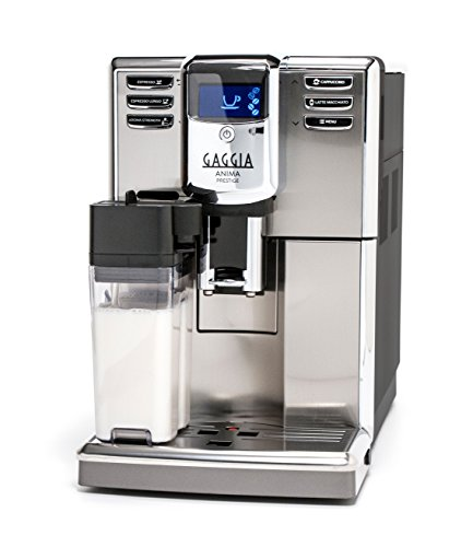 Gaggia Anima Prestige Automatic Coffee Machine - best cappuccino maker