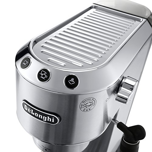 What are users saying about DeLonghi EC685M Dedica?