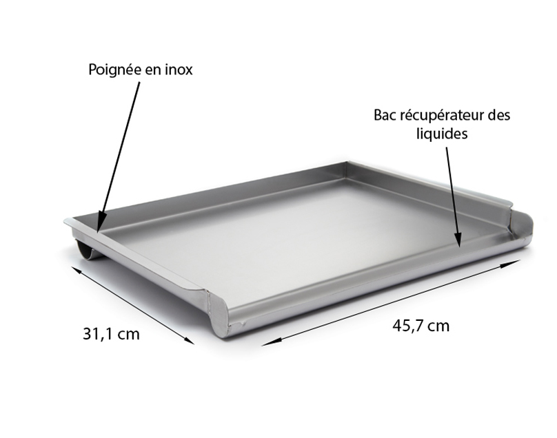 inox pour barbecue broil king