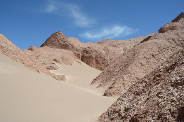 Source de la coévolution, San Pedro Atacama