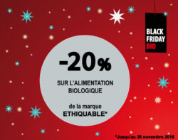 BLACK FRIDAY BIO ETHIQUABLE