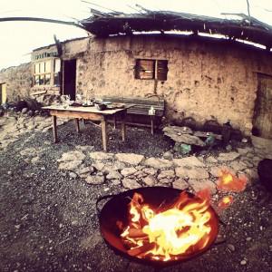 Randonnee desert Atacama diner chez l'habitant