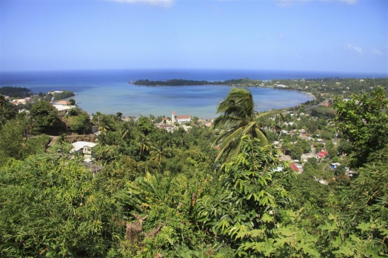 Port Antonio - Paroisse de Portland - Surrey - Jamaïque