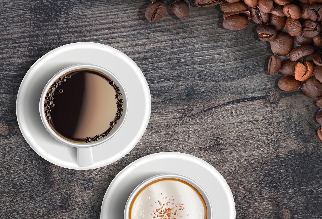 Coffee T Coffee Beans Caffeine  - AdelinaZw / Pixabay