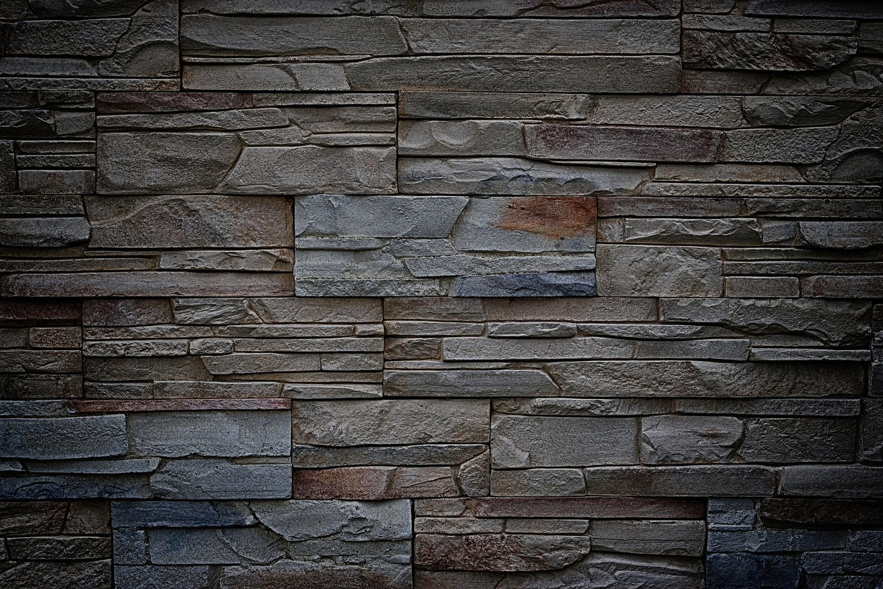 Wall Brick Stone Background  - Frantisek_Krejci / Pixabay