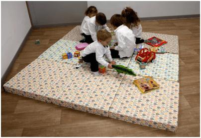 tapis mousse enfants creez un espace