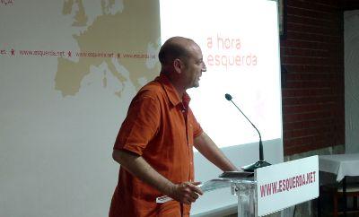 Miguel Portas. Foto de Paulete Matos