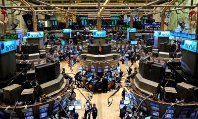 Os 0,15% mais ricos do planeta ganharam mais 18,9% em 2009 - Bolsa de Nova Iorque, foto da Lusa (arquivo)