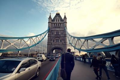 London Tower Bridge - Foto de Alfonso Jiménez / Flickr